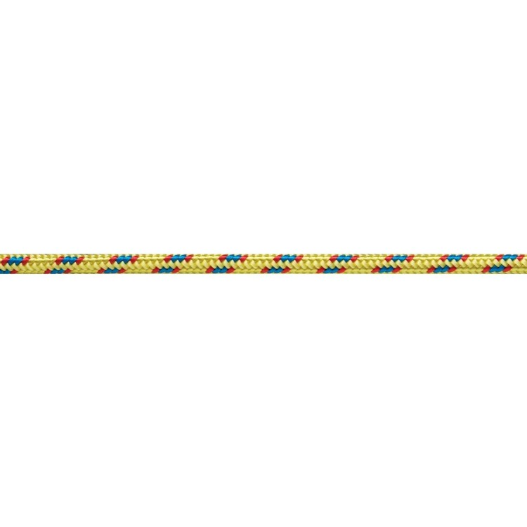BEAL Cordelette 4mm Climbing Rope By The Metre Yellow 4 mm