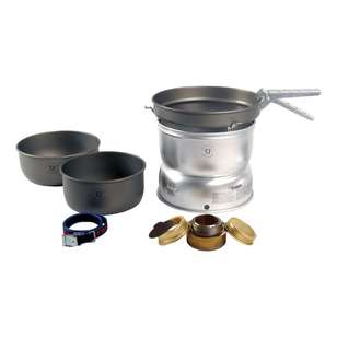 Trangia Storm Cooker 25-1 Ultra Light Hard Anodised