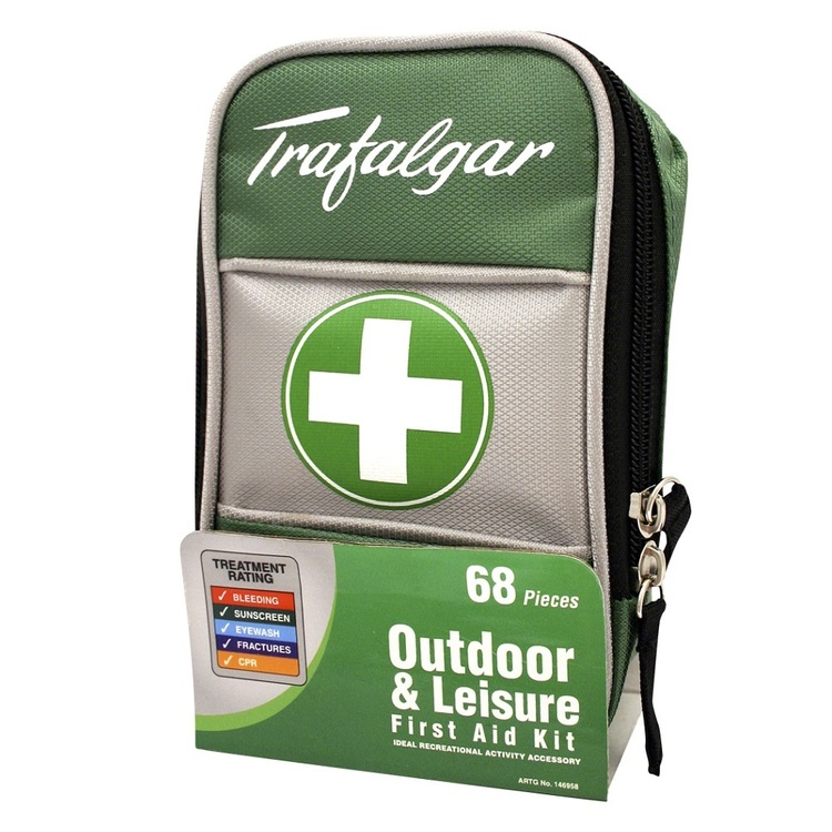 Trafalgar Outdoor & Leisure First Aid Kit