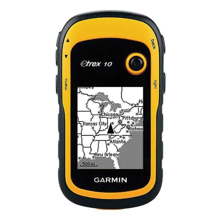 Garmin eTrex® 10 Handheld GPS