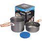 360 Degrees Furno Pot Set Silver