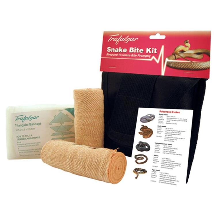 Trafalgar Snake Bite Kit