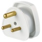 Go Travel Indian Adaptor White