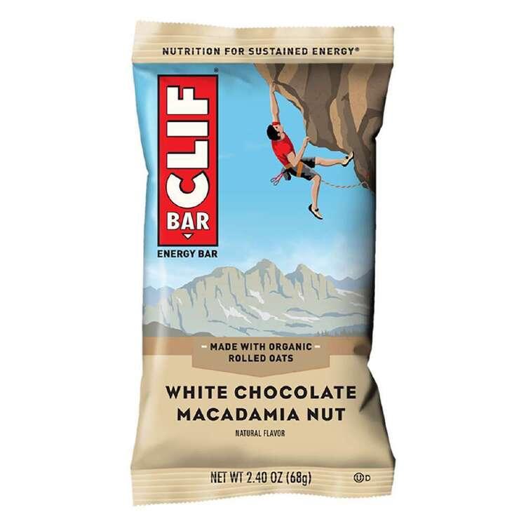 Clif Bar White Choc Macadamia