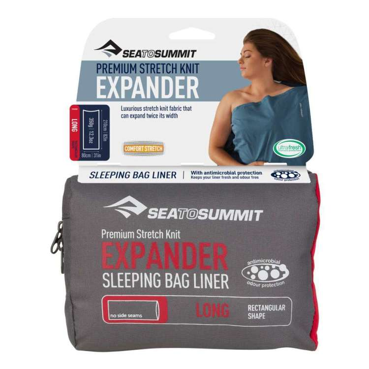 Sea to Summit Expander Sleeping Bag Liner Long