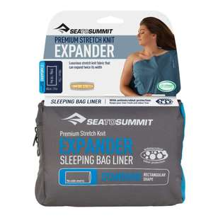 Sea to Summit Expander Sleeping Bag Liner Standard