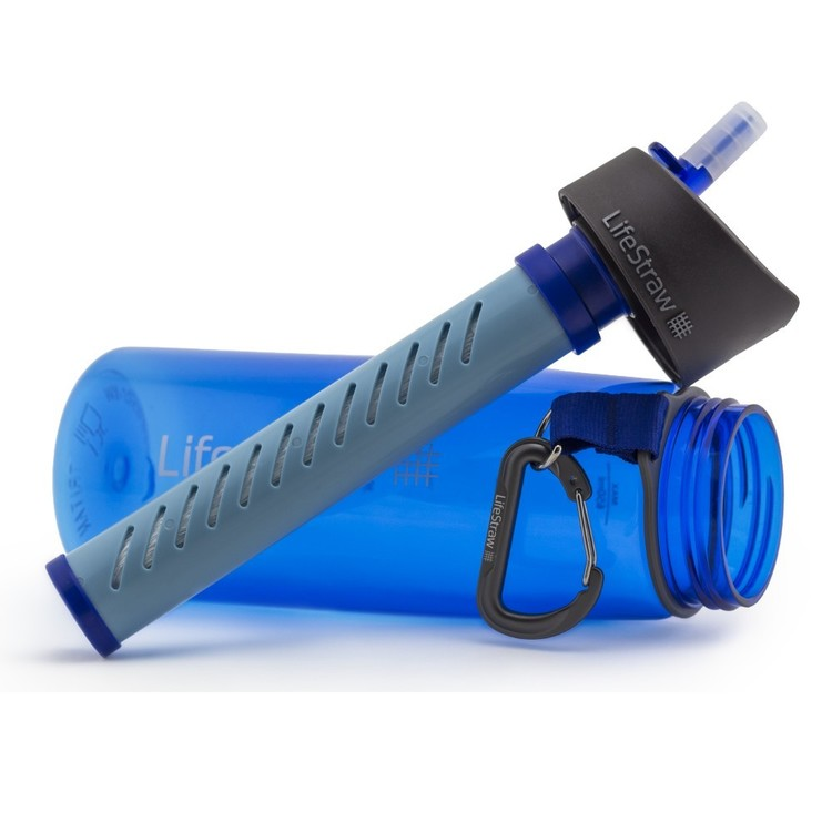 LifeStraw Go Water Bottle Blue