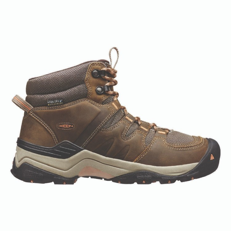 KEEN Women's Gypsum II Waterproof Mid Boots