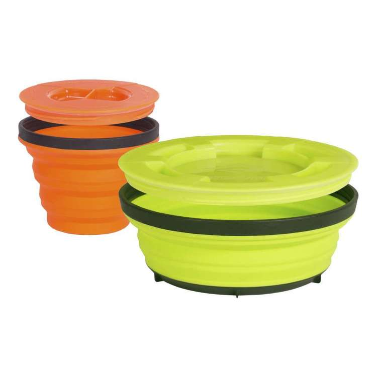 Sea to Summit X-Seal & Go Set Small Lime Small