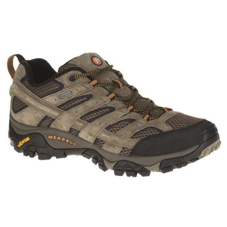 Merrell Men's Moab 2 GORE-TEX® Shoes Walnut
