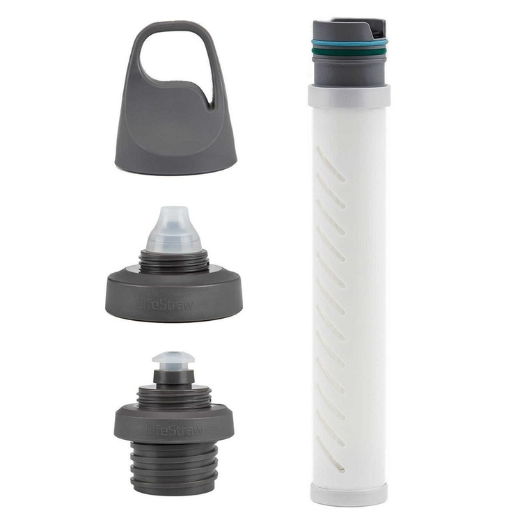 LifeStraw Universal 2-Stage Water Filtration Technology Grey & White