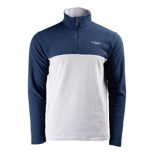 Men's Bruck Quarter Zip Fleece Jacket