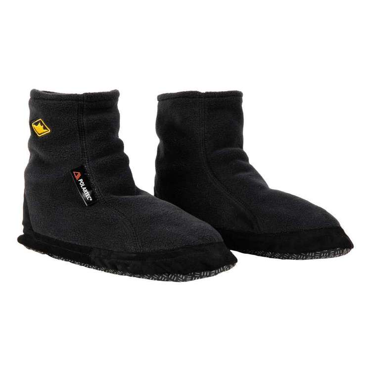 Adult Unisex Bearfoot Fleece Booties