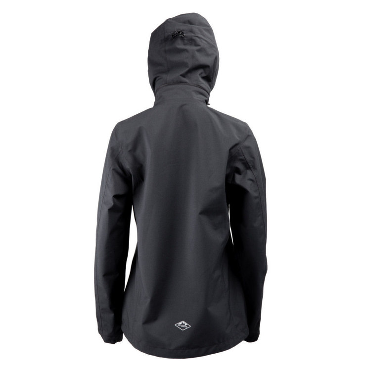 Women's Flinders Rain Jacket Black