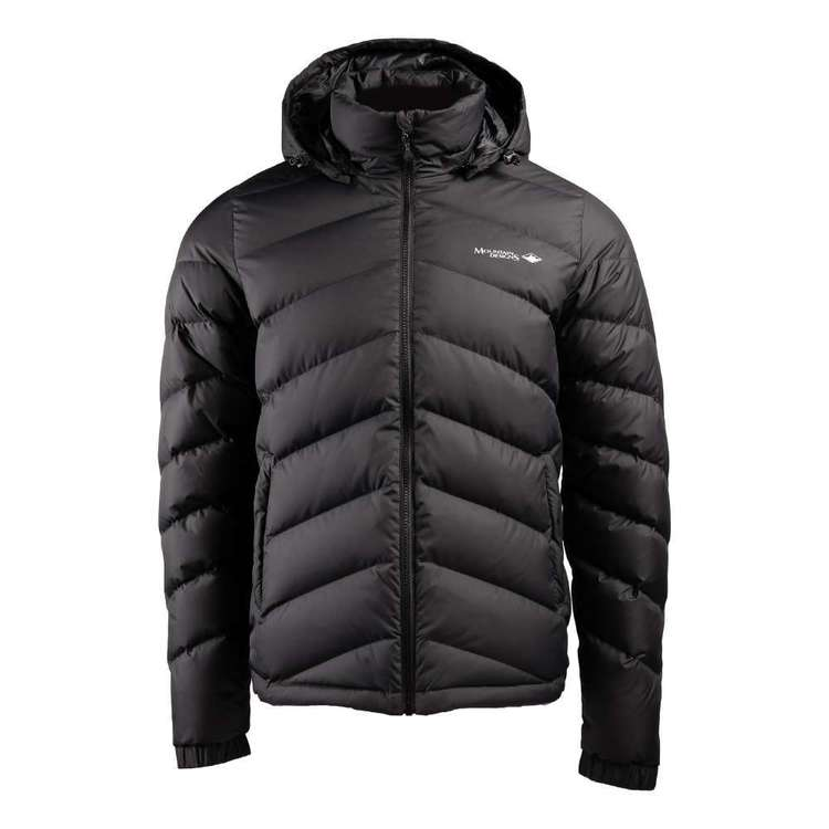 Men's Forge 600 Down Jacket Black