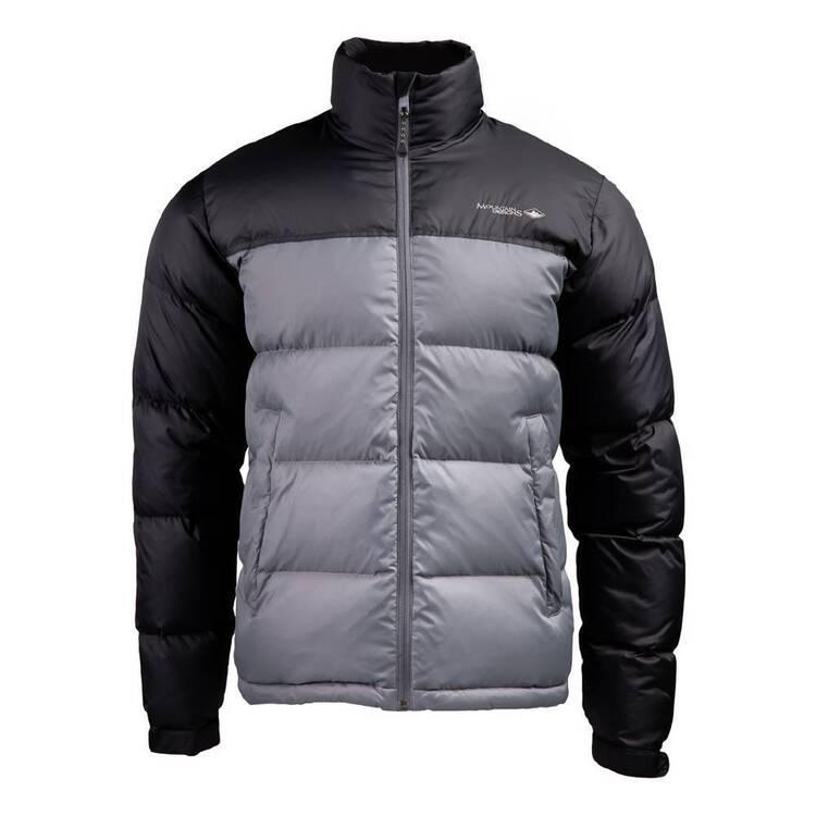 Men's Resurge 700 Goose Down Jacket Iron & Black