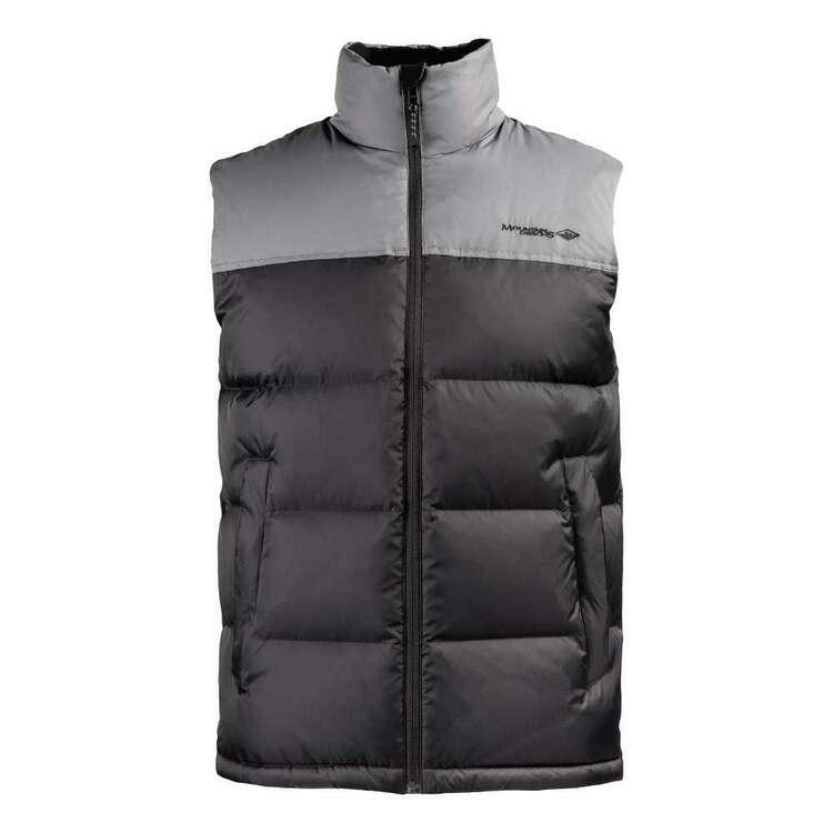 Men's Resurge 700 Down Vest Black & Iron