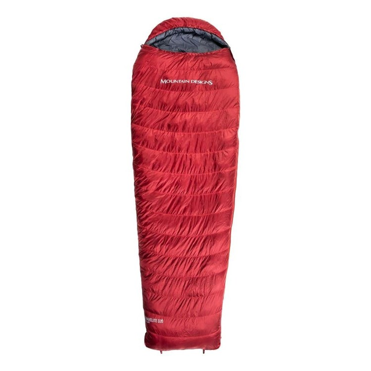 Travelite 320 Down Sleeping Bag (Long)