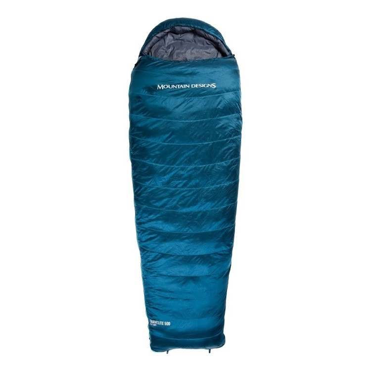 Travelite 500 Down Sleeping Bag (Long)