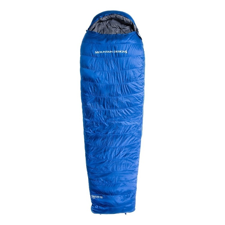 Travelite 700 Down Sleeping Bag (Long)