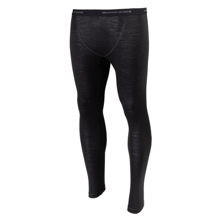 Men's Merino Blend Pants Black