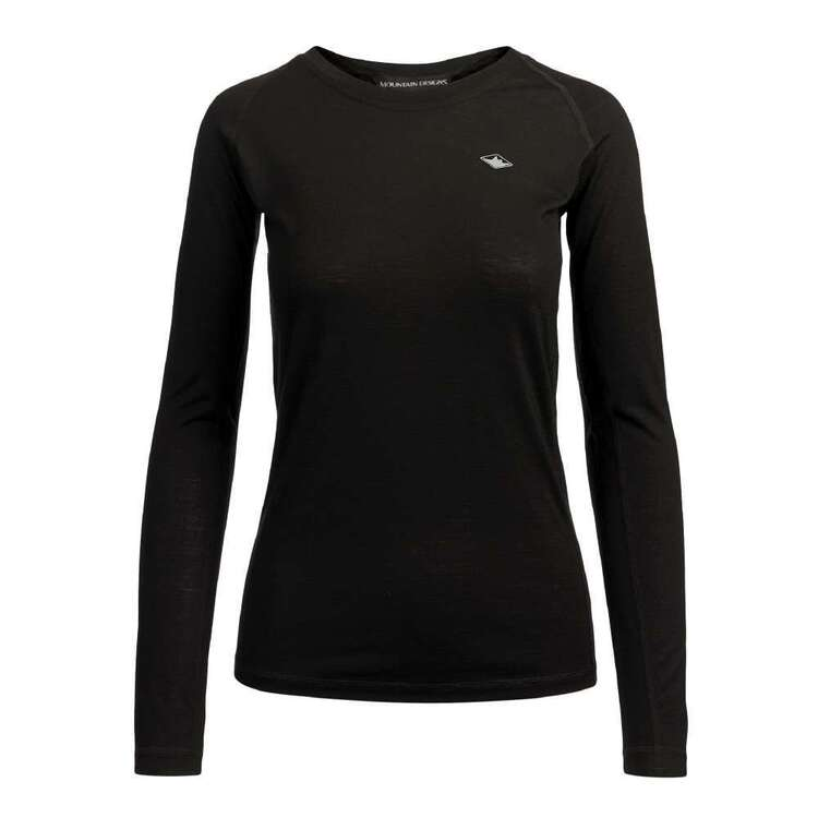 Women's Merino Blend Long Sleeve Top