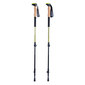 Tread Cork Trekking Poles Green