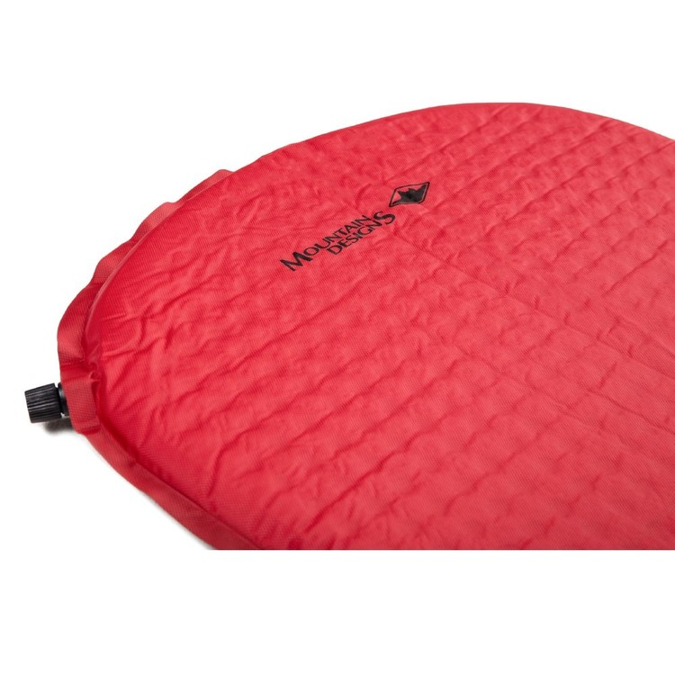 Pro 2.5 Sleeping Mat Pompeian Red