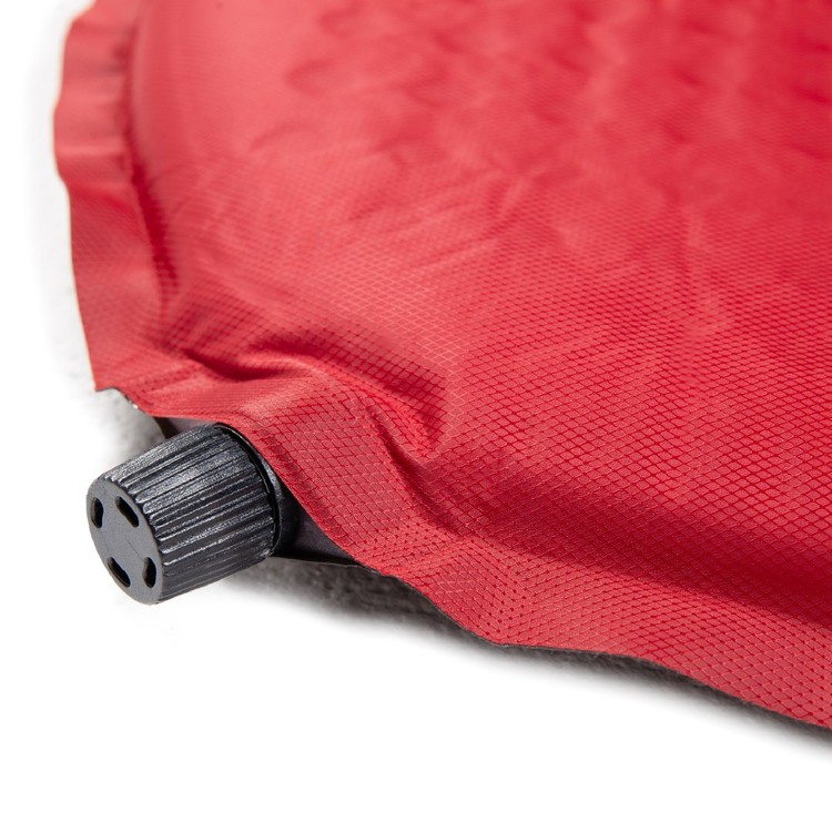 Pro 3.8 Short Sleeping Mat Red Dahlia