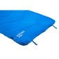 Venturer Junior Synthetic Sleeping Bag Blue Left Zip