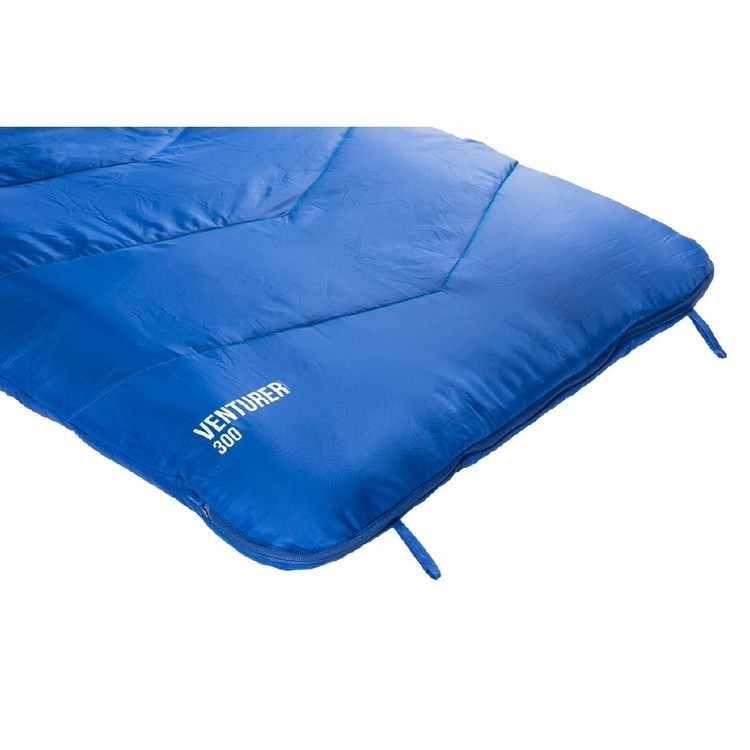 Venturer 300 Synthetic Sleeping Bag Blue