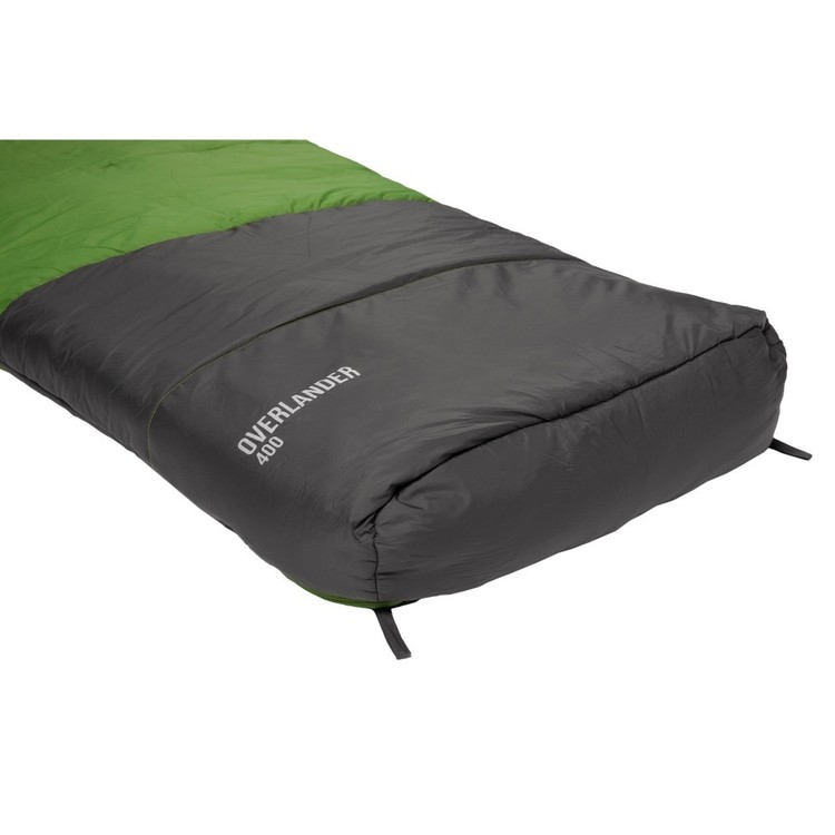 Overlander 400 Synthetic Sleeping Bag Treetop