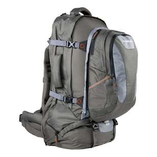 Voyager 55L + 15L Travel Pack