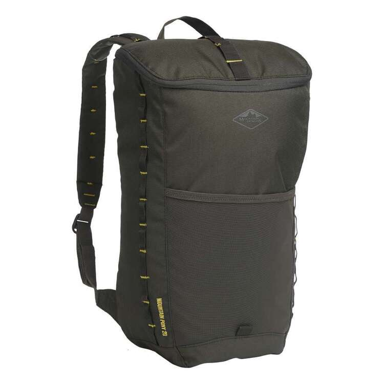 Mountain Pony 20L Day Pack Raven