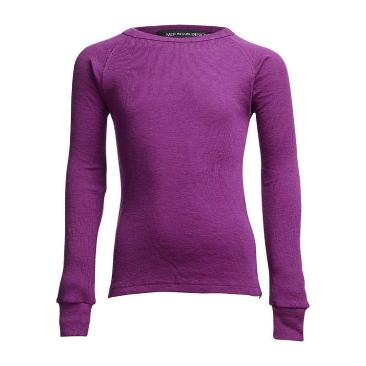Kids' Polypro Long Sleeve Top