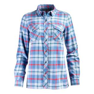 Women's Cania Long Sleeve Check Shirt