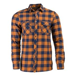 Men's Hamersley Long Sleeve Check Shirt