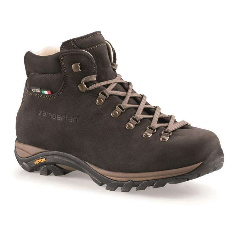 Zamberlan Men's 320 Trail Lite Evo GTX® Boots Dark Brown