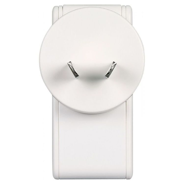 Go Travel Worldwide USB Charger White