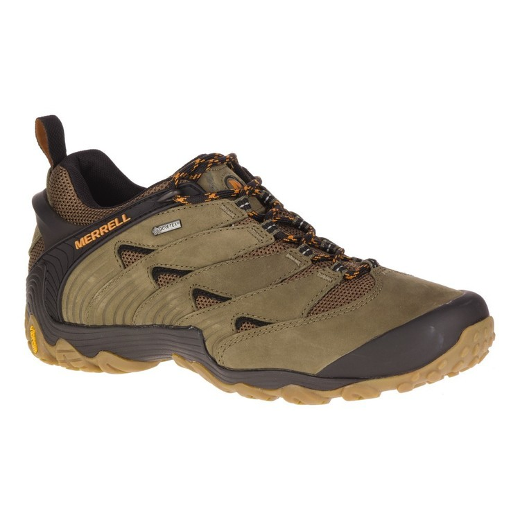 Merrell Men's Chameleon 7 GORE-TEX® Shoes Dusty Olive