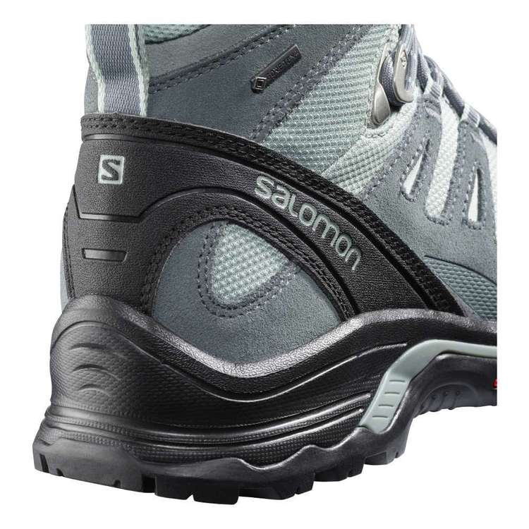Salomon Women's Quest Prime GTX® Boots Lead, Stormy Weather & Eggshell