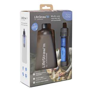 LifeStraw Flex Soft-Touch Water Bottle