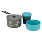 Sea to Summit Alpha Set 1.1 Pacific Blue & Grey