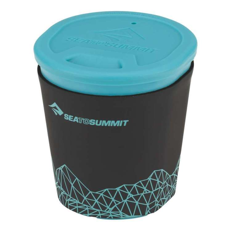 Sea to Summit Alpha Set 2.2 Pacific Blue & Grey