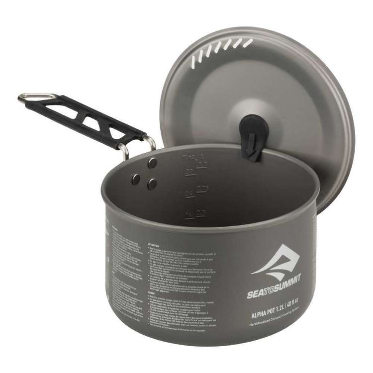 Sea to Summit Alpha Pot 1.2L Silver 1.2 L