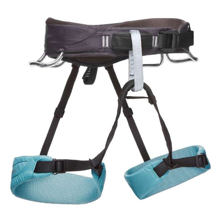 Black Diamond Momentum Women's Harness Caspian