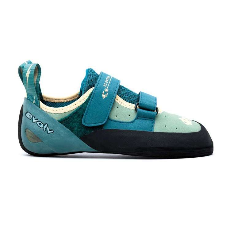 Evolv Elektra Women's Climbing Shoes Blue & Black