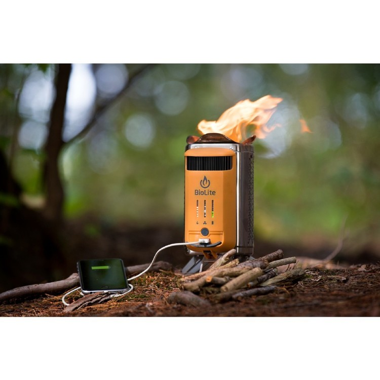 BioLite Camp Stove 2 Orange