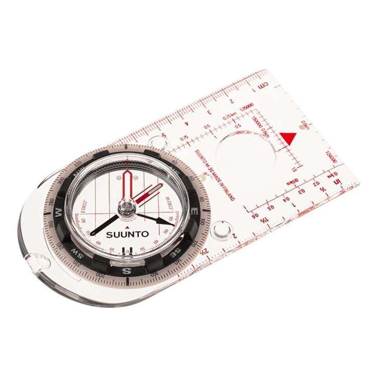 Suunto M-3 Global Compass Clear