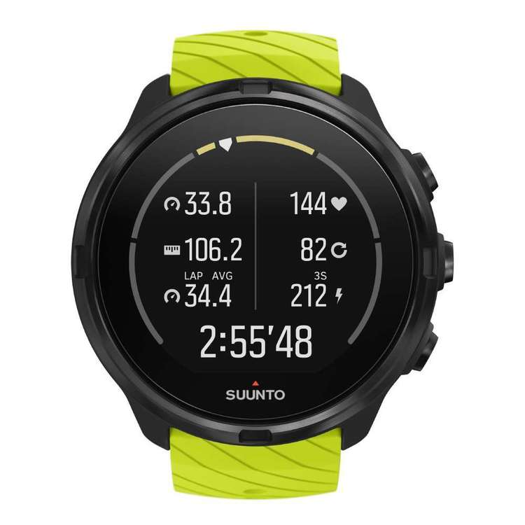Suunto 9 Watch Lime